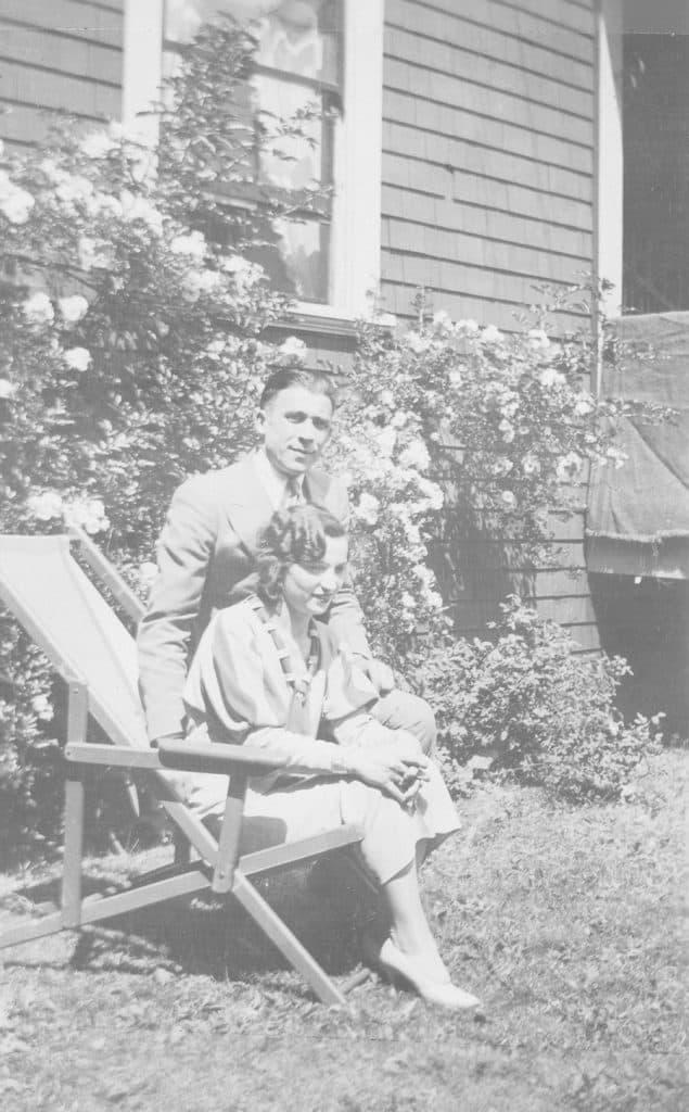 Ben and Esther Dayson