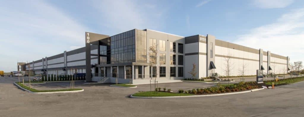 Boundary Bay Industrial Park Building 1