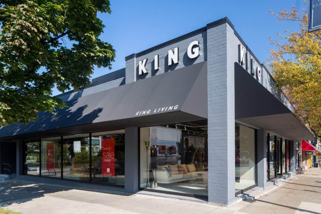 King Living, 3097 Granville